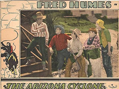 The Arizona Cyclone hd full movie download