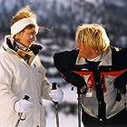 Michael Asmussen and Neel Rønholt in Min søsters børn i sneen (2002)
