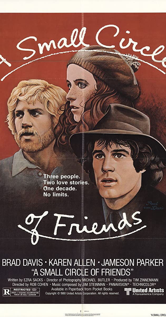 A Small Circle Of Friends 1980