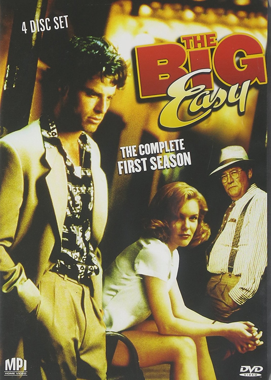 The Big Easy Tv Series 19961997 Imdb