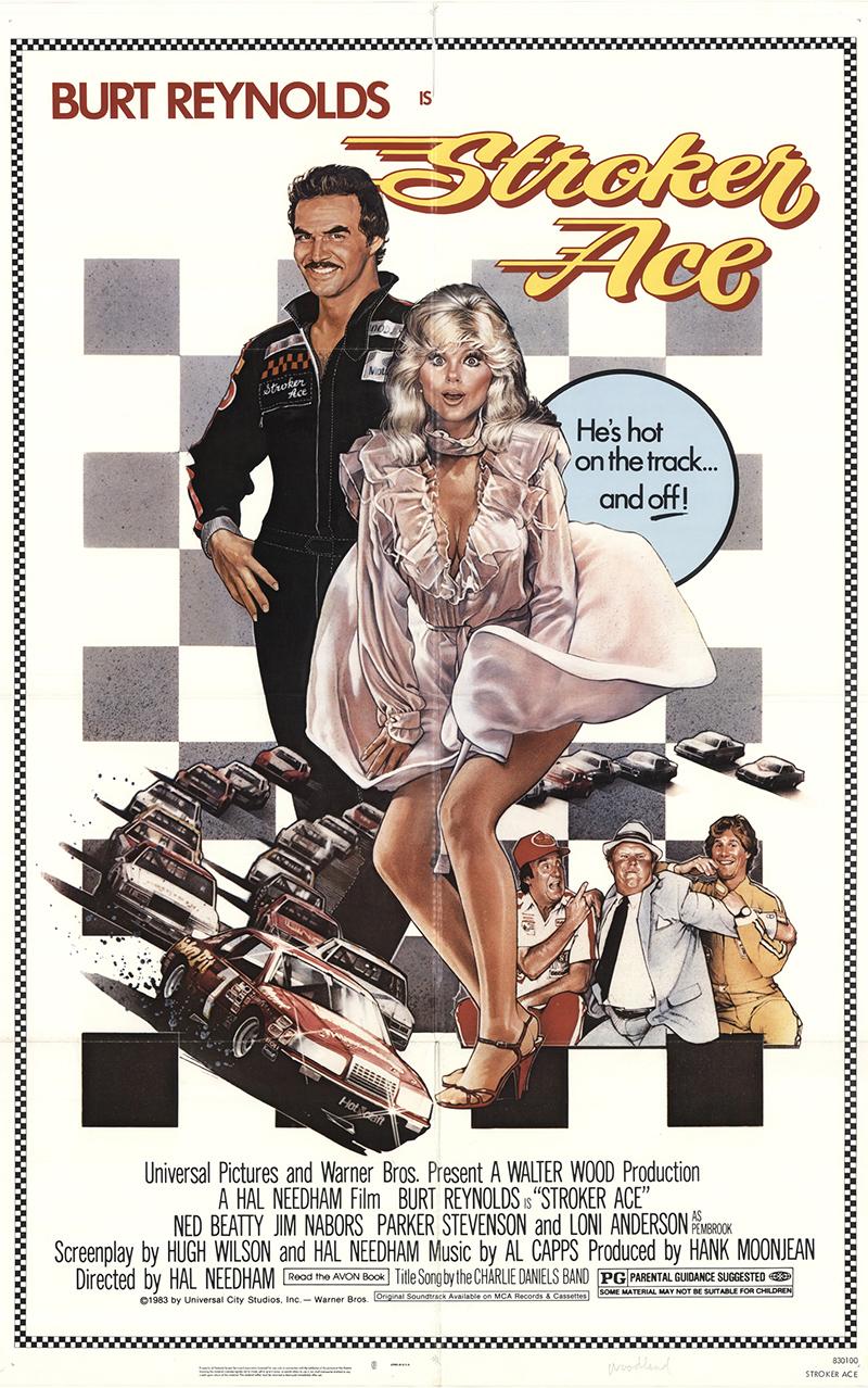STROUKERIS EISAS (1983) / STROKER ACE