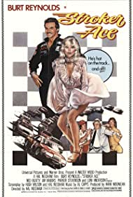 Burt Reynolds and Loni Anderson in Stroker Ace (1983)