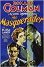 The Masquerader (1933) Poster
