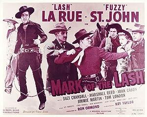Ray Taylor Mark of the Lash Movie