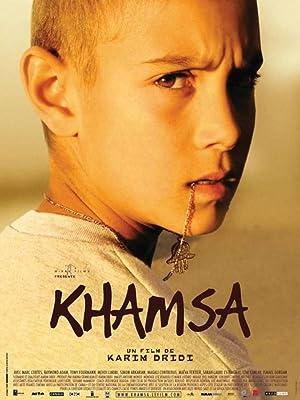 Khamsa 2008 with English Subtitles on DVD 2