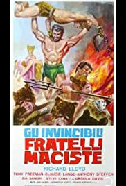 The Invincible Brothers Maciste Poster