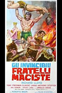 Review movie Gli invincibili fratelli Maciste [mkv]