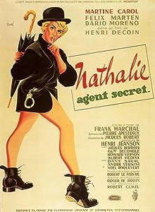 Nathalie, agent secret France