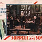 Paul McAllister, Mickey McBan, and H.B. Warner in Sorrell and Son (1927)