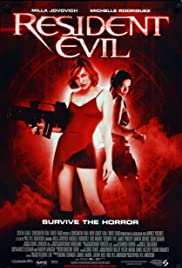 Resident Evil (2002) Poster - Movie Forum, Cast, Reviews