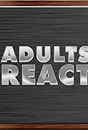 Adults React Poster
