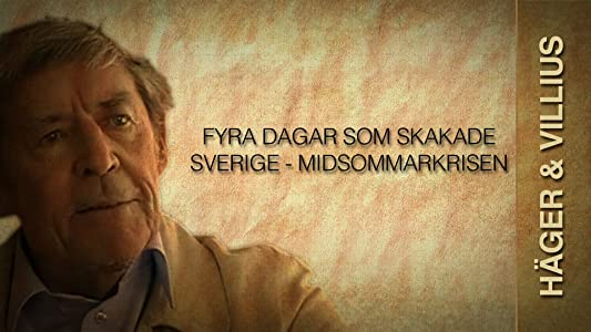 The watching movie Fyra dagar som skakade Sverige - Midsommarkrisen 1941 [2k]