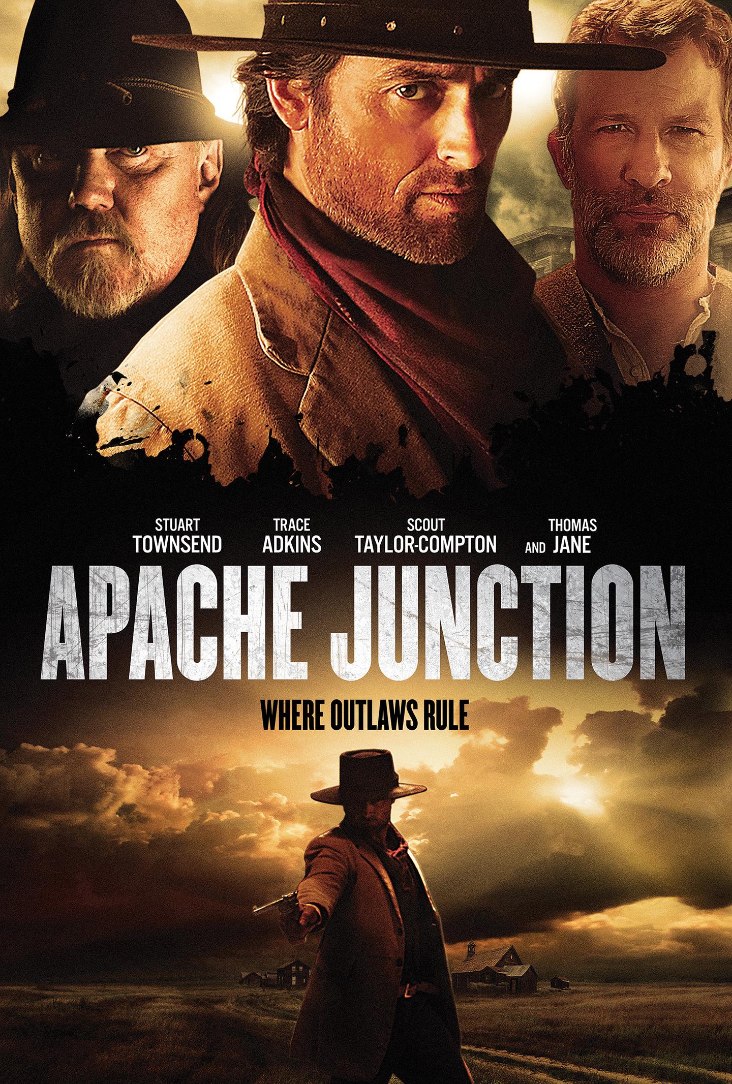 Assistir grátis Apache Junction Online sem proteção