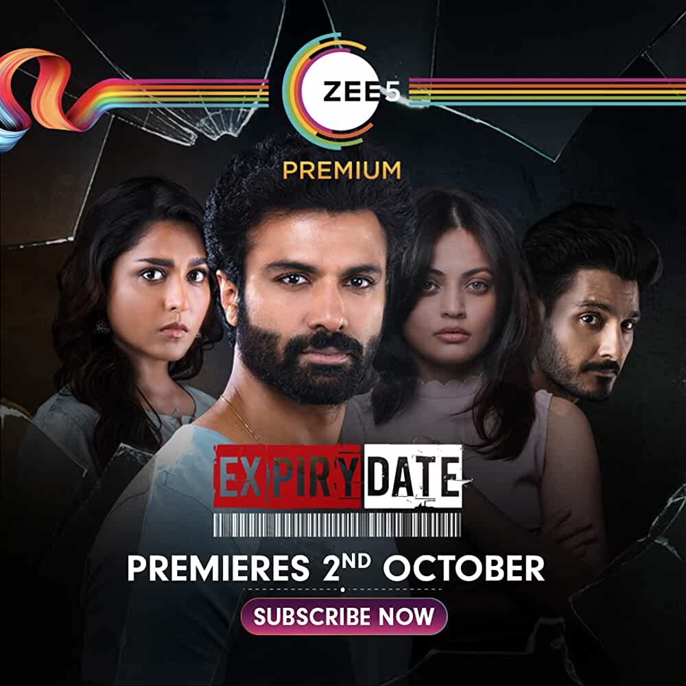 Expiry Date (2020) Hindi Season 1 Zee5 WEB-DL x264 AAC ESUB