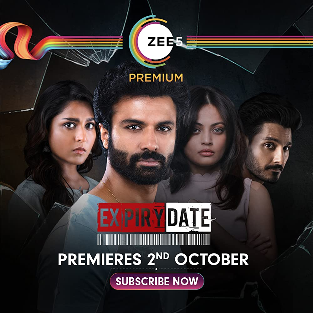 Expiry Date 2020 S01 Complete Hindi Zee5 Web Series 1GB HDRip Download
