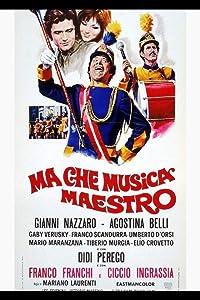 Ma che musica maestro Italy