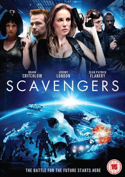 Scavengers 2013 Hindi Dubbed