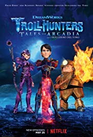 Trollhunters: Tales of Arcadia Poster