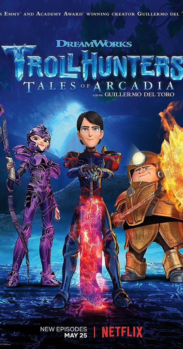 Trollhunters: Tales of Arcadia (TV Series 2016–2018) - IMDb