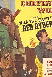 Cheyenne Wildcat Poster