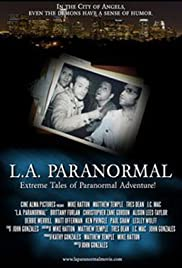L.A. Paranormal Poster