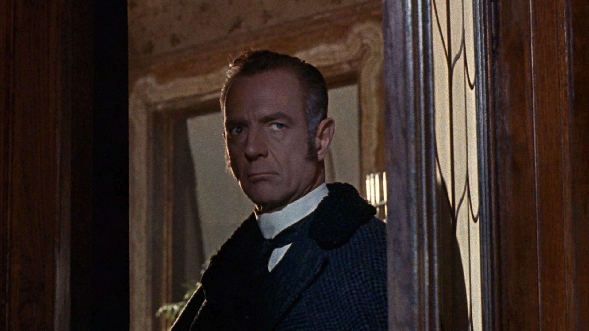 Robert Flemyng in L'orribile segreto del Dr. Hichcock (1962)
