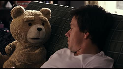 John Bennett is a grown man whose cherished teddy bear, Ted, came to life as the result of a childhood wish ... and has refused to leave his side ever since.