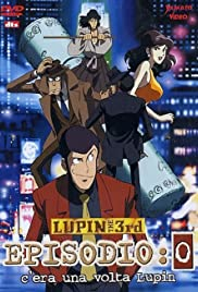 Lupin III: Episode 0 - First Contact Poster