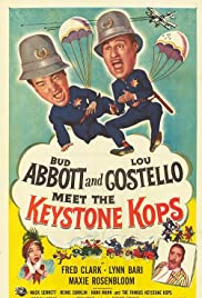 Abbott and Costello Meet the Keystone Kops (1955) 1080p