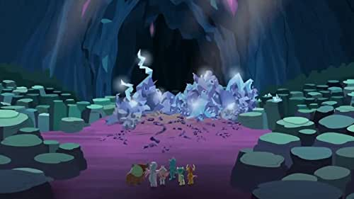 """In the final season of """"My Little Pony: Friendship Is Magic,"""" Princess Celestia and Princess Luna decide to retire and hand off the ruling of Equestria to Twilight Sparkle and her friends, which sends Twilight into a tailspin of self-doubt. Meanwhile, an ancient villain bands together a legion of nefarious characters to conquer all of Equestria, challenging Twilight Sparkle and the rest of the Mane 6 to step in and save the day."""