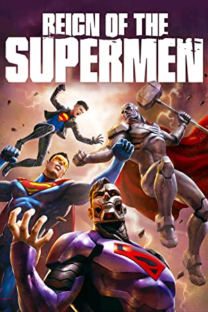 Download Reign of the Supermen Full Movie