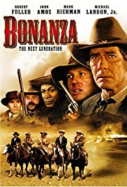 Bonanza: The Next Generation Poster