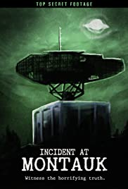 Incident at Montauk Poster