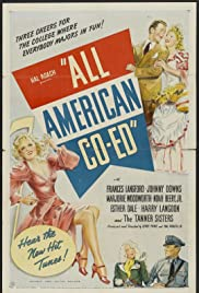 All-American Co-Ed (1941) Poster - Movie Forum, Cast, Reviews