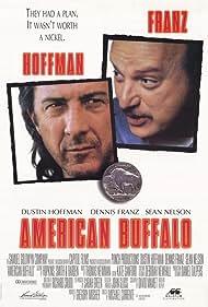 Dustin Hoffman and Dennis Franz in American Buffalo (1996)