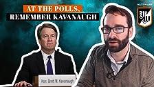 En las urnas, recuerda a Kavanaugh