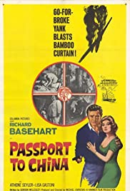 Passport to China (1960) Visa to Canton 720p