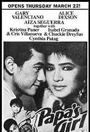 Papa's Girl Poster