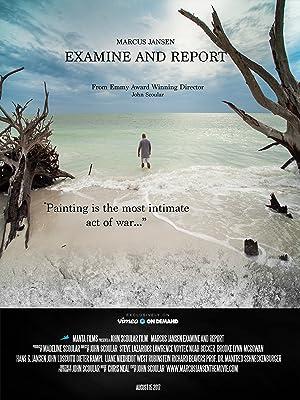 Marcus Jansen: Examine & Report