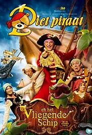 Piet Piraat en het vliegende schip Poster