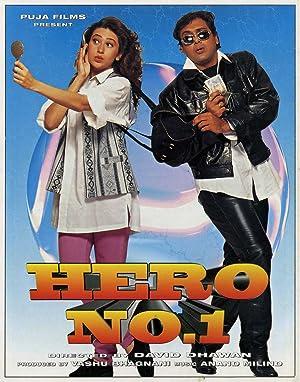 David Dhawan Hero No. 1 Movie