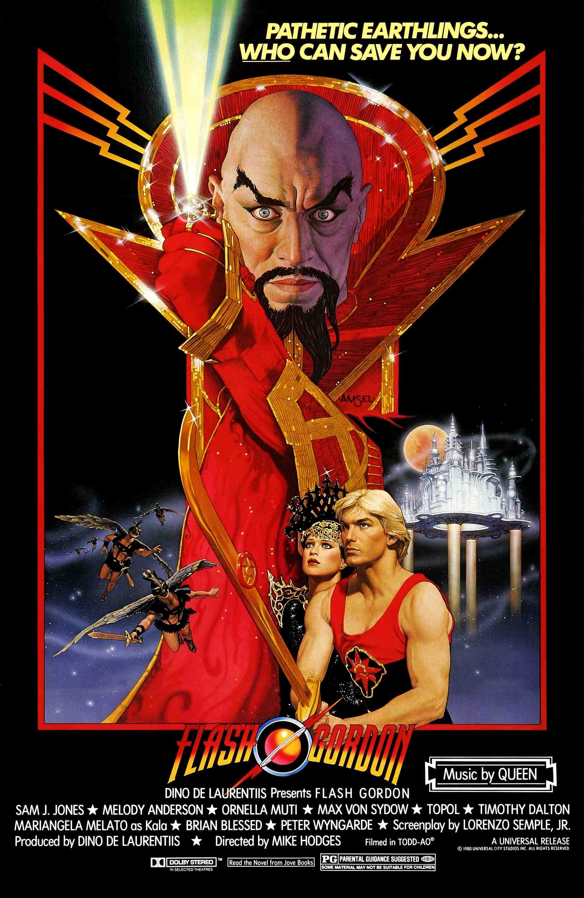 Flash Gordon (1980) - IMDb