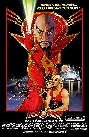 Flash Gordon Poster Image