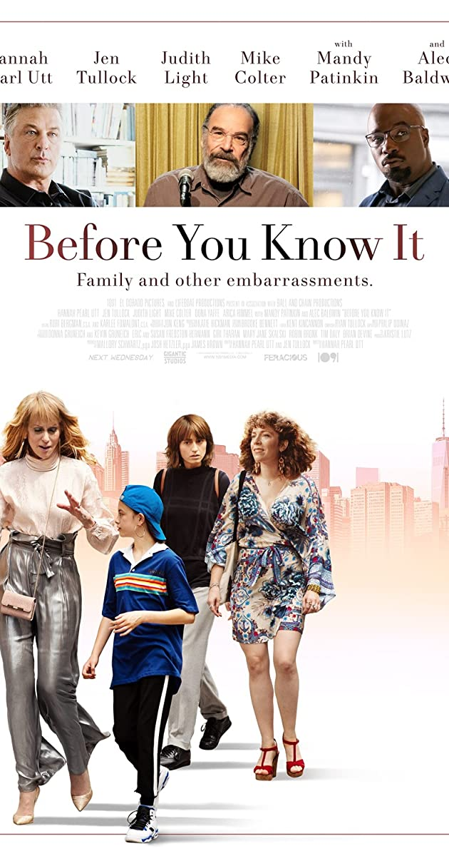 Before You Know It (2019) Subtitles