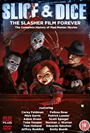 Slice and Dice: The Slasher Film Forever Poster
