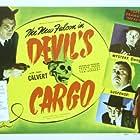 John Calvert, Rochelle Hudson, Roscoe Karns, Tom Kennedy, and Lyle Talbot in Devil's Cargo (1948)