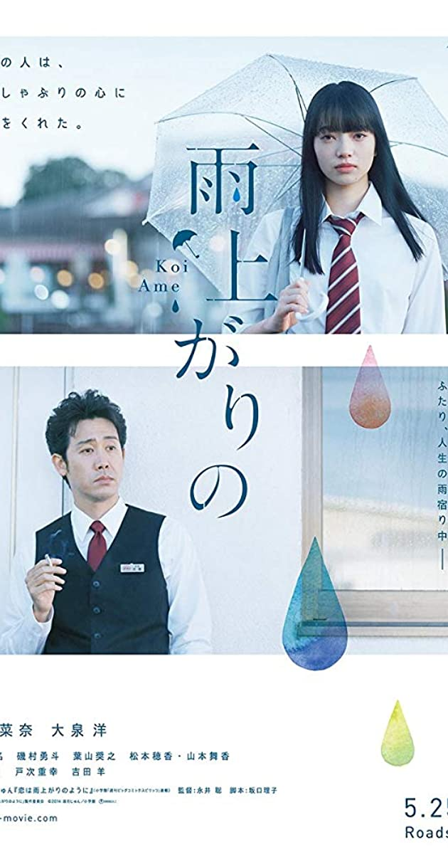 Subtitle of After the Rain