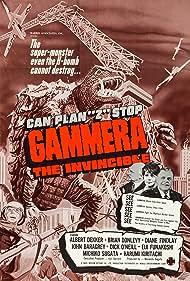 Gammera the Invincible (1966)