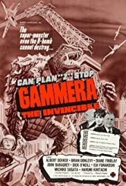 Gammera the Invincible(1966) Poster - Movie Forum, Cast, Reviews