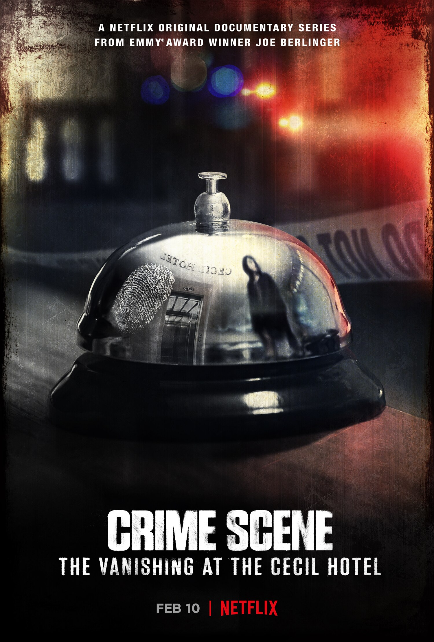 Crime Scene: The Vanishing at the Cecil Hotel (TV Series 2021) - IMDb